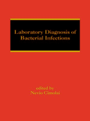 cover image of Laboratory Diagnosis of Bacterial Infections