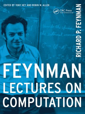 cover image of Feynman Lectures On Computation