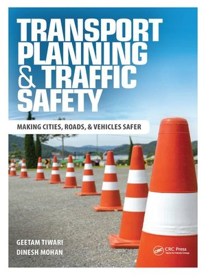 cover image of Transport Planning and Traffic Safety