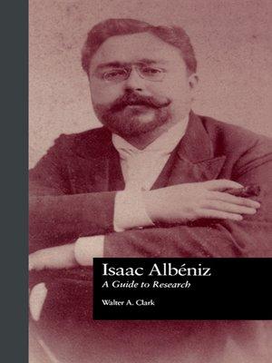 cover image of Isaac Albeniz