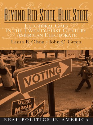 cover image of Beyond Red State and Blue State