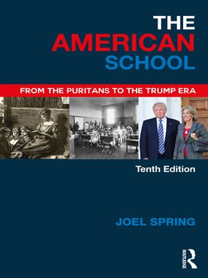 cover image of The American School