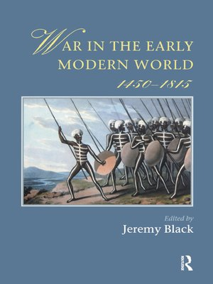 cover image of War In the Early Modern World, 1450-1815