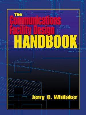 cover image of The Communications Facility Design Handbook