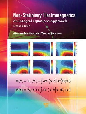 cover image of Non-Stationary Electromagnetics