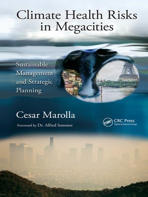 cover image of Climate Health Risks in Megacities