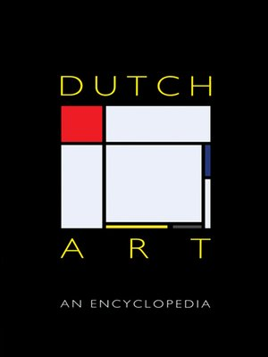 cover image of Dutch Art