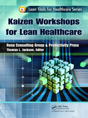 cover image of Kaizen Workshops for Lean Healthcare