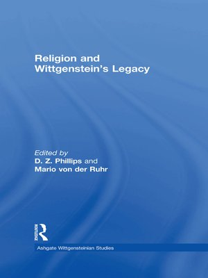 cover image of Religion and Wittgenstein's Legacy