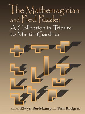 cover image of The Mathemagician and Pied Puzzler