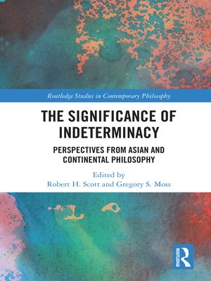 cover image of The Significance of Indeterminacy