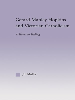 cover image of Gerard Manley Hopkins and Victorian Catholicism