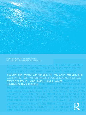 cover image of Tourism and Change in Polar Regions