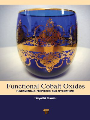 cover image of Functional Cobalt Oxides