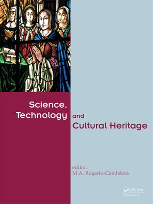 cover image of Science, Technology and Cultural Heritage