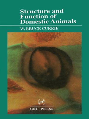 cover image of Structure and Function of Domestic Animals