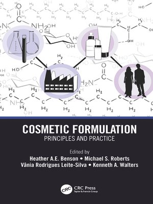 cover image of Cosmetic Formulation