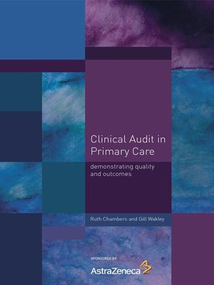 cover image of Clinical Audit in Primary Care