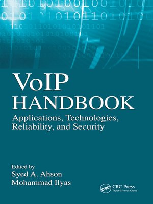cover image of VoIP Handbook