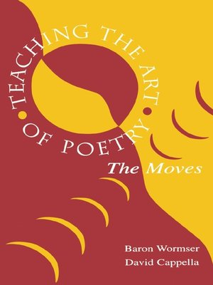cover image of Teaching the Art of Poetry