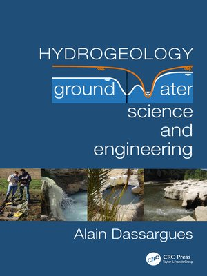 cover image of Hydrogeology