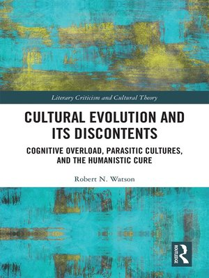 cover image of Cultural Evolution and its Discontents