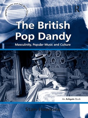 cover image of The British Pop Dandy