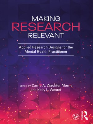 cover image of Making Research Relevant