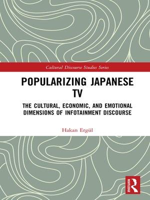 cover image of Popularizing Japanese TV