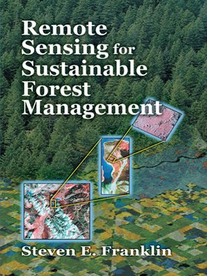 cover image of Remote Sensing for Sustainable Forest Management