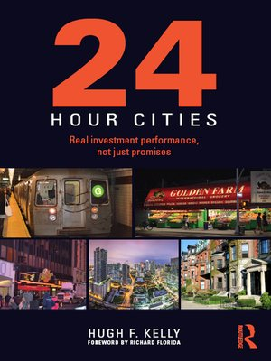 cover image of 24-Hour Cities