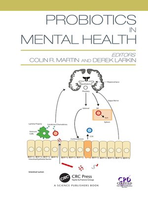 cover image of Probiotics in Mental Health