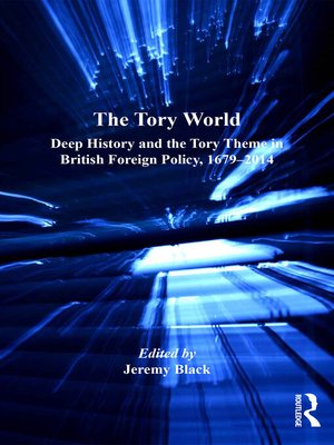 cover image of The Tory World