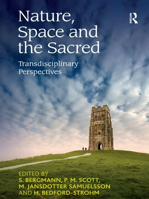 cover image of Nature, Space and the Sacred
