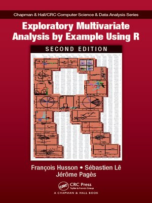 cover image of Exploratory Multivariate Analysis by Example Using R