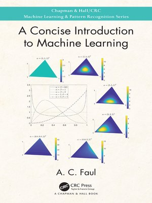 cover image of A Concise Introduction to Machine Learning