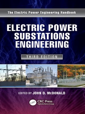 cover image of Electric Power Substations Engineering