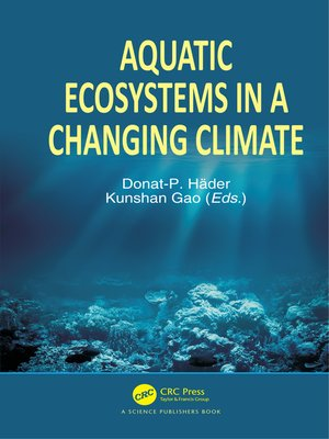 cover image of Aquatic Ecosystems in a Changing Climate