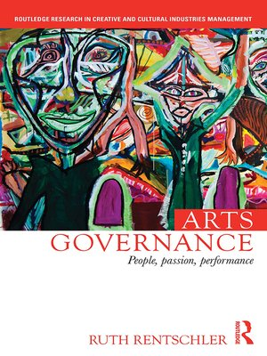 cover image of Arts Governance