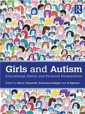cover image of Girls and Autism