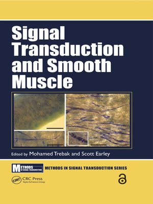 cover image of Signal Transduction and Smooth Muscle