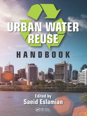 cover image of Urban Water Reuse Handbook