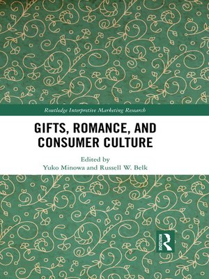 cover image of Gifts, Romance, and Consumer Culture