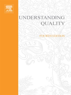 cover image of Understanding Quality