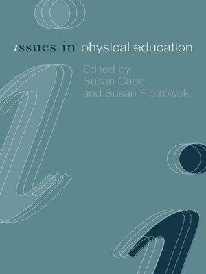 cover image of Issues in Physical Education
