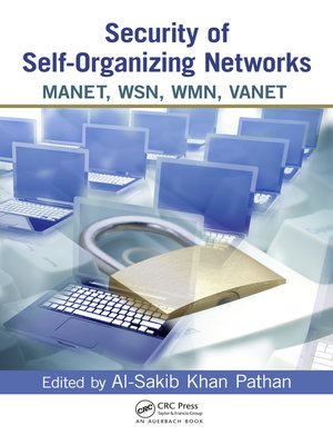 cover image of Security of Self-Organizing Networks