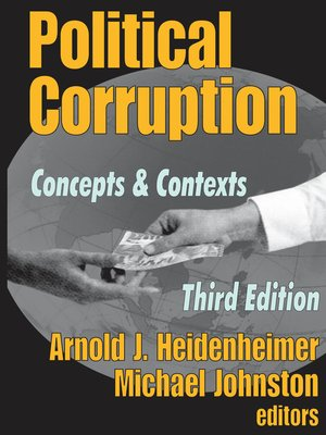cover image of Political Corruption