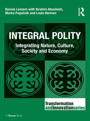 cover image of Integral Polity