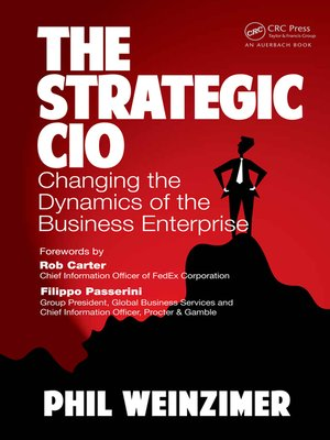 cover image of The Strategic CIO