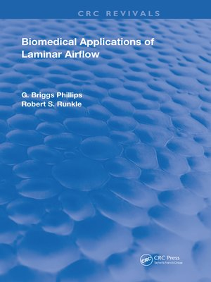 cover image of Biomedical Applications of Laminar Airflow